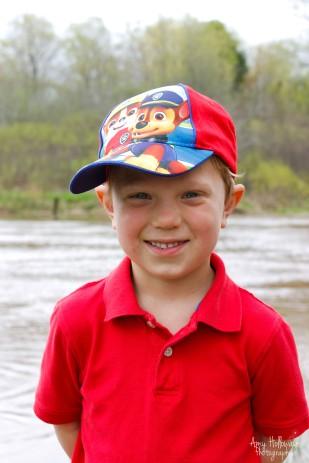 Smiley guy Aaron!