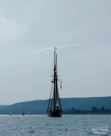 Annapolis Royal Tall Ship Send-off