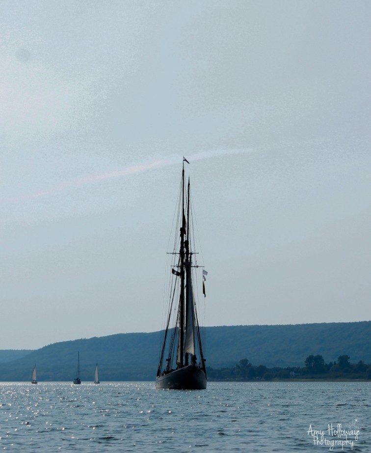 Annapolis Royal Tall Ship Send-off