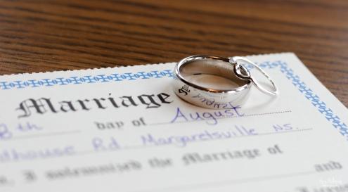 Margaretsville Wedding
